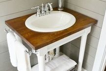 Wood Projects / by Bethany {Pitter & Glink}