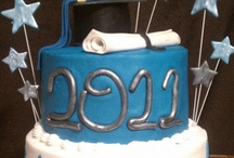 Cake Inspiration ~ Graduation / by Jolene Hausman