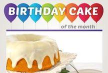 BIRTHDAY CAKES / Best birthday cake recipes! / by Domino Sugar