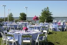 Nautical Wedding on the Bay / by Hyatt Regency Chesapeake Bay Golf Resort, Spa & Marina