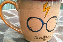 harry potter love / by Maggie Bryant