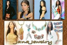 Jana Jewelry -Jewelry Jana Loves / Read all about Jana Jewelry and how you can help native American Kids through Jana's Kids Foundation which helps Native American youth achieve their dreams! http://www.indianvillagemall.com/janajewelry.html / by Tribal Impressions