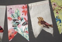 Bunting love / by Laura Bremner