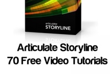 Free eLearning Video Tutorials / by Christopher Pappas