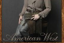 American West Handbags- Leather For Life!  / American West Handbags- Leather For Life!  From Tribal And Western Impressions - Review the collection off for: http://www.indianvillagemall.com/americanwestbags.html / by Tribal Impressions
