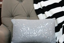 DIY: Pillow covers / by Christina {The Frugal Homemaker}
