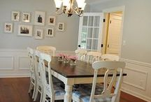 Rooms: Dining Rooms / by Christina {The Frugal Homemaker}