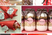 Homemade Gifts / Ideas for when you want to give a gift that means more. / by Amy Pasek