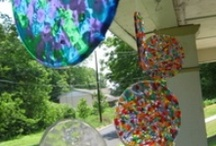 Wind Chimes & Sun  Catchers &Mobils / by Andrea deDufour