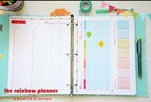 Organize My Time / Stuff to help me use my time more efficiently.  / by Amy Pasek