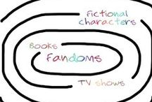 Geekery and Fandom Things / A good mix of fandoms. / by Ashley Flores