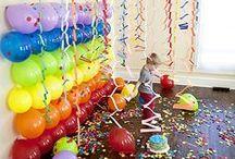 Birthdays / by Amy Pasek