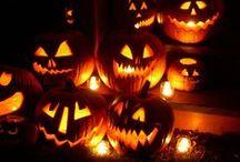 Fall, pumpkins, , Halloween / by Amanda McKay