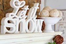 Holidays: Winter / by Christina {The Frugal Homemaker}