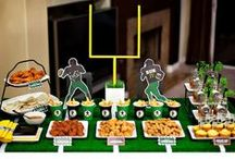 Football / We love a good football party! / by Amy Pasek