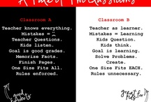 Education Social Media Infographics / by Sue Beckingham