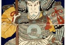 Nihon no Moku-hanga / by Mauricio Alfonso Naya