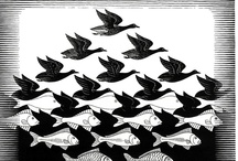 M.C. Escher / by Mauricio Alfonso Naya