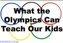 Olympics / Olympics activities / by Danyel Beach