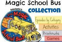 Magic School Bus / Magic School Bus Science / by Danyel Beach