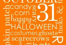 Halloween / by Julie Jones