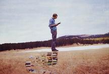 Books  / by Heidi Menocal