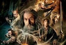 Lord of the Rings/The Hobbit / by Lyndsie Owens