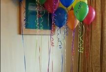 Birthday party ideas / by Beth Ray