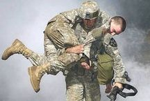 Military / by Sarah Stocks