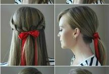 Inspiration: Hair / by Sylver