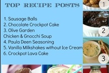 From My Kitchen - Recipes, Tips and Tricks / by Jennifer Sikora