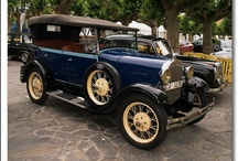 The Touring Phaetons / We love our 1929 Model A Phaeton.   / by DeWitt Harkness