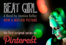 About Beat Girl / Beat Girl is the first scripted series to be told on Pinterest, the new image-orientated Social Network, using photos, images and videos. The series features a young girl's musical self-discovery, in the exciting world of DJing, on several platforms, including a Web and TV Series, books, DJ interviews, a movie and a game. / by Heather Jennings
