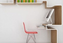 furniture/interior spaces  / this board explores from the relation of furniture to interior space to creative space efficient furniture or products.  / by William Vizcarra