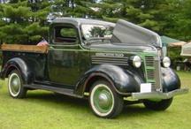 Vintage Pick-Ups / by DeWitt Harkness