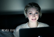 Never Give Up #12 / by Heather Jennings