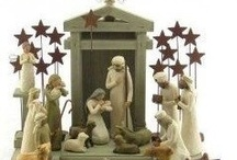 NATIVITY SETS / by Jean Staubin