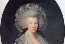 1790's fashion / by Agata Kurowska