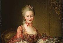 1760's fashion / by Agata Kurowska