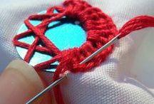 Crochet/Knitting/Yarn Tips / by Lauren Beaulieu