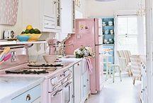 Kitchen / Just kitchen / by Leslie Varty
