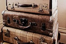 Suitcase! / Suitcases! / by Leslie Varty