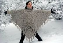 Made with yarn / by Sue Ferrare