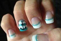 nails, nails, nails / by <3Shawlerla Xo