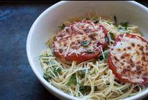 Gluten-free Pasta / by Rachel Suntop