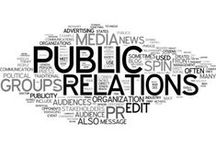 All in a day's work. / Public relations, media, communications, etc. / by Amy Bates