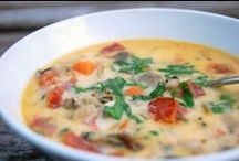 Food: Soup, Stew, & Bisque / by Liberty Images Jen