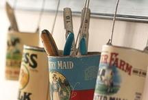 { Make & Do } / Come on, get crafty... / by Vanessa Hamilton