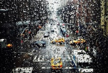 It's raining, it's pouring..... / Some people feel the rain, others just get wet! / by Frances Simmerano Duke