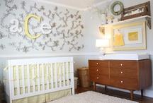 Babies: Nursery / by Ashley Bryant